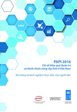 Báo cáo và dữ liệu PAPI 2016